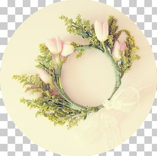 Wreath Crown Flower Do It Yourself Garland PNG