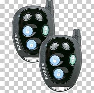 Car Alarm Remote Starter Voxx International Remote Controls PNG