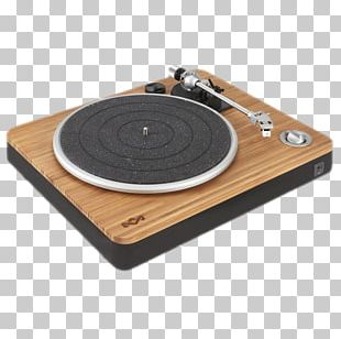 House Of Marley Stir It Up Turntable Phonograph Record Sound Recording And Reproduction Belt-drive Turntable PNG