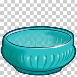 Bowl Turquoise Tableware PNG