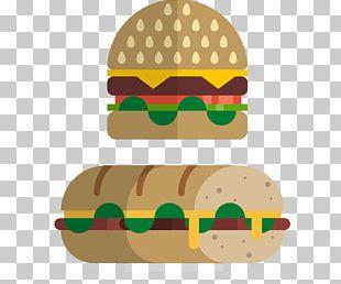 Hamburger Cheeseburger Fast Food Pizza PNG