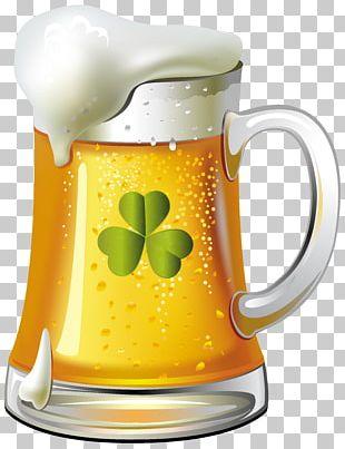 Beer Glassware Saint Patrick's Day PNG