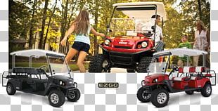 Cart Golf Buggies E-Z-GO PNG