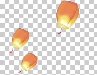 Paper Lantern Sky Lantern Mid-Autumn Festival Chinese New Year PNG