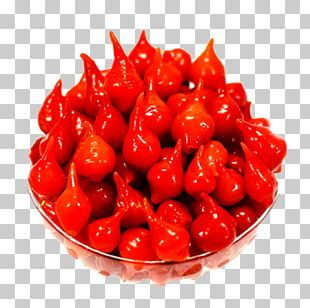 Habanero Piquillo Pepper Brazil Chili Pepper PNG