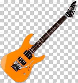 Floyd Rose Electric Guitar Musical Instruments ESP Guitars PNG