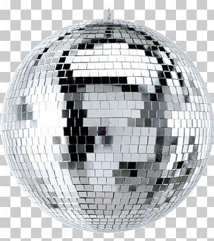 Light Disco Ball Disc Jockey Mirror Nightclub PNG