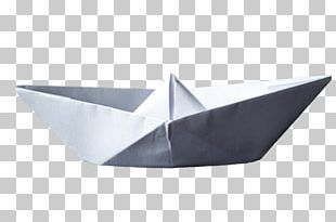 Paper Boat Ship PNG
