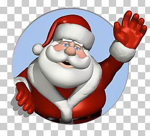 Santa Claus NORAD Tracks Santa United States Christmas PNG