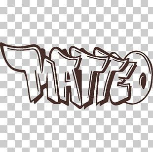 Graffiti Drawing Tag Sticker Mural PNG
