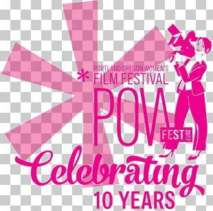 Portland Oregon Women's Film Festival Logo PNG