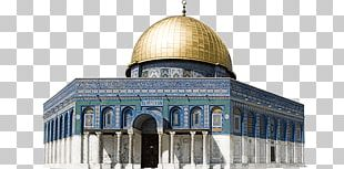 Al-Aqsa Mosque Dome Of The Rock Temple Mount Al-Masjid An-Nabawi Old City PNG