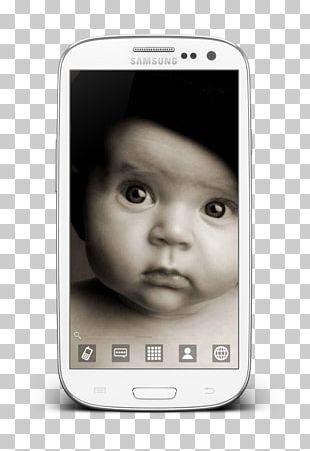 Desktop Infant Child High-definition Television PNG