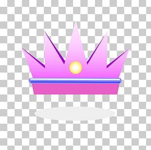 Imperial Crown Purple PNG