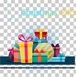 Christmas Gift Christmas Gift Box PNG