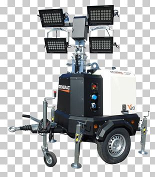 Lighting WTP Power Products GmbH Light Tower Generac Power Systems PNG