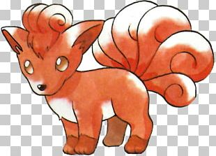 Pokémon Red And Blue Pokémon Gold And Silver Red Fox Pokémon Green Game Boy PNG