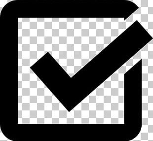 Check Mark Checkbox Computer Icons PNG