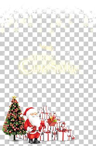 Christmas Tree Snowflake Computer File PNG