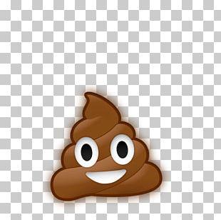 Pile Of Poo Emoji Joke Humour Child PNG