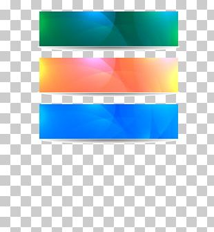 Web Banner Poster PNG