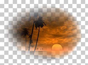 Desktop Sunset HVGA PNG