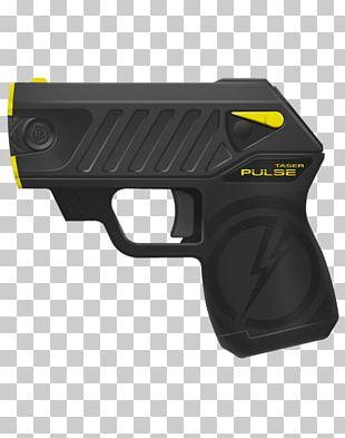 Electroshock Weapon Taser Concealed Carry Self-defense Gun PNG