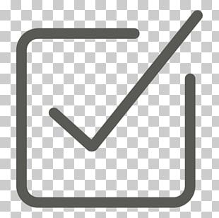Check Mark Checkbox Angle Computer Icons Finance PNG