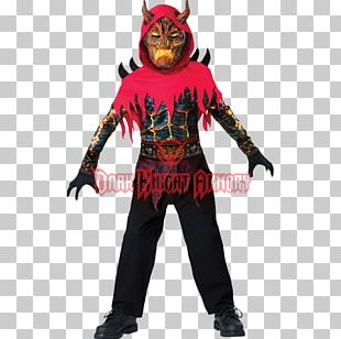 Halloween Costume Demon Devil Clothing PNG