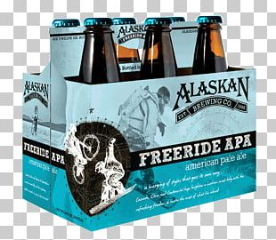 Lager Alaskan Brewing Company India Pale Ale Beer Juneau PNG