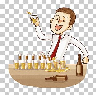 Wine Alcohol Intoxication Alcoholic Drink Illustration PNG