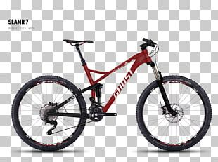 Bicycle 27.5 Mountain Bike Chain Reaction Cycles Enduro PNG