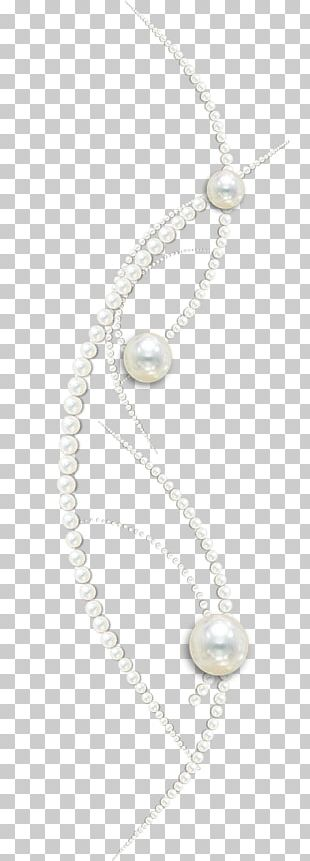 Necklace Pearl Jewellery PNG