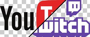 Twitch Streaming Media Logo Broadcasting Video Game PNG