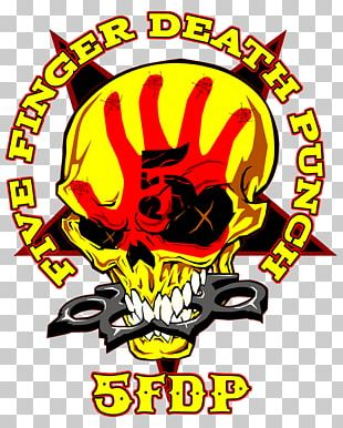 Five Finger Death Punch Art Music War Is The Answer The Way Of The Fist PNG