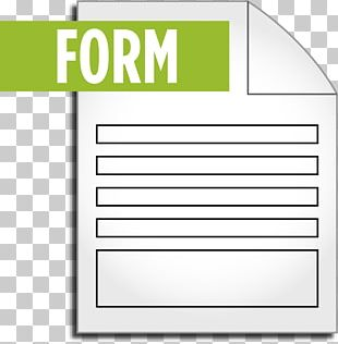 Form Computer Icons Computer Software Application For Employment Address PNG