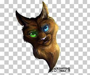 Whiskers Cat Snout Illustration Legendary Creature PNG