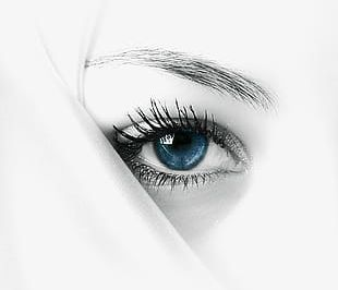 Blue Eyes PNG