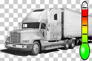 Commercial Vehicle Car Refrigerator Truck Scania AB Freight Transport PNG