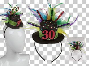 Headband Feather Plastic Headgear Headpiece PNG