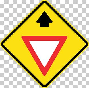 Priority Signs Yield Sign Traffic Sign Road Warning Sign PNG