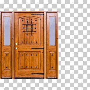 Window Door Arch Wood Stain PNG