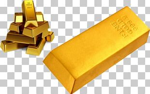Gold Bar Gold As An Investment PNG