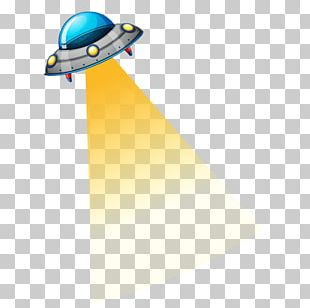 Cartoon Unidentified Flying Object PNG