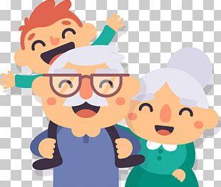 Grandparent Old Age PNG