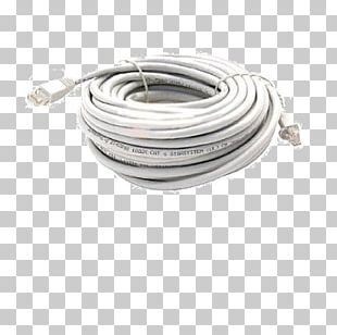 Coaxial Cable Network Cables Category 6 Cable Patch Cable Ethernet PNG