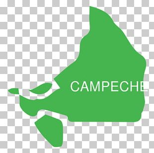 Campeche Map Portable Network Graphics PNG