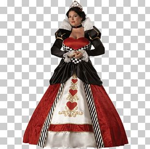 Queen Of Hearts Halloween Costume BuyCostumes.com Clothing PNG