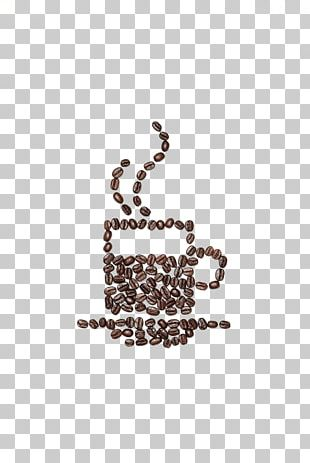 Coffee Cafe Cocoa Bean PNG