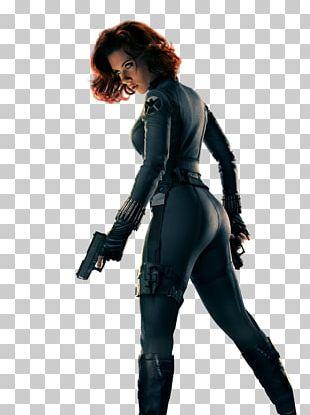 Black Widow Iron Man Captain America PNG
